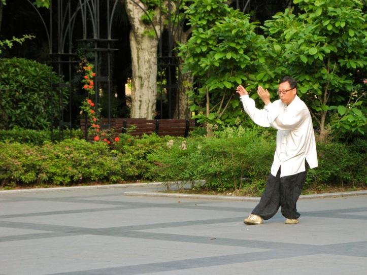 Cityguide Shanghai - Fuxing park 1