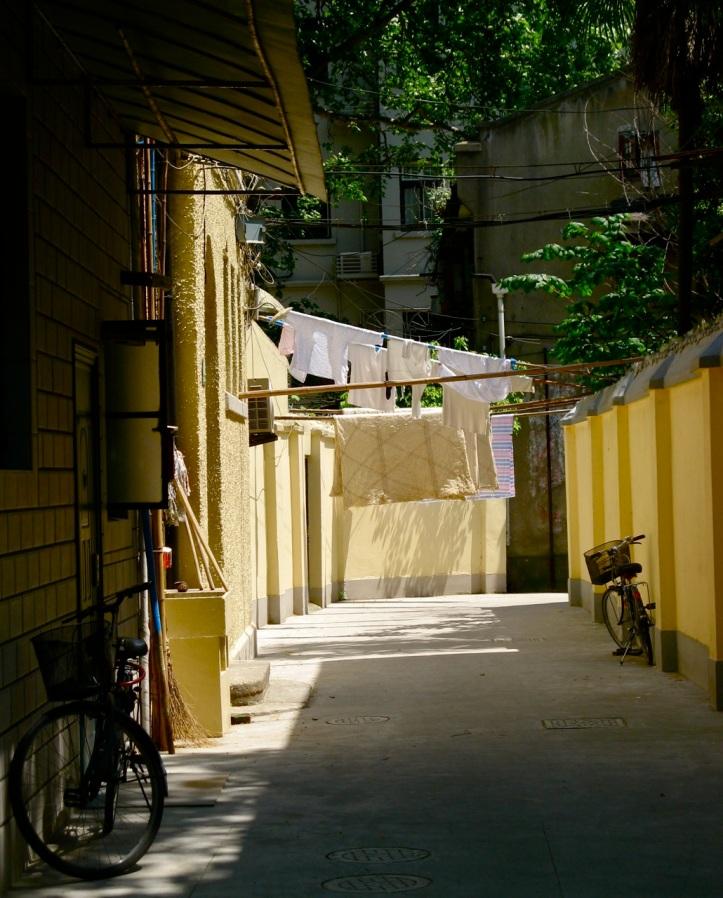 Cityguide Shanghai - lilong 1