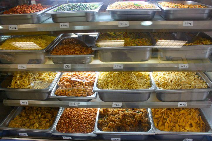 Ganesha Sweets - patisserie indienne et sri lankaise Paris - rue Perdonnet 2