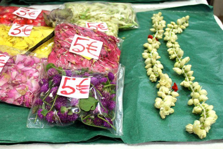 Hibiscus Fleurs - Fleuriste indien Paris - rue Perdonnet 1