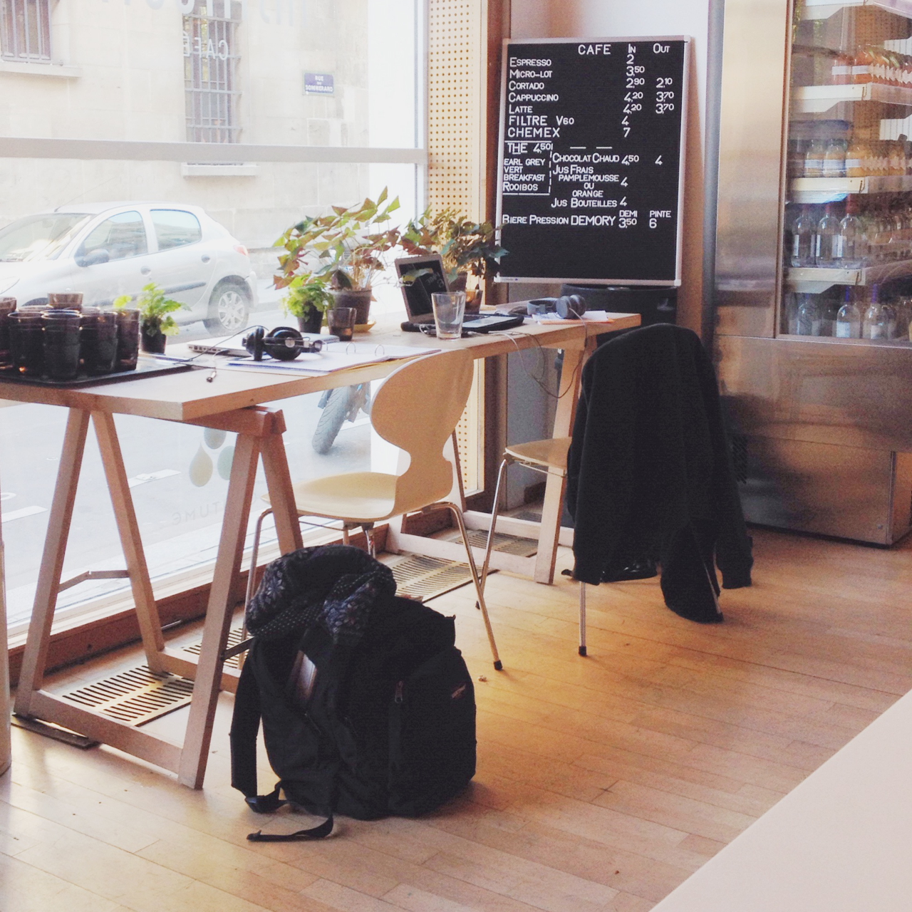Cafe Sympa Rue Des Ecoles