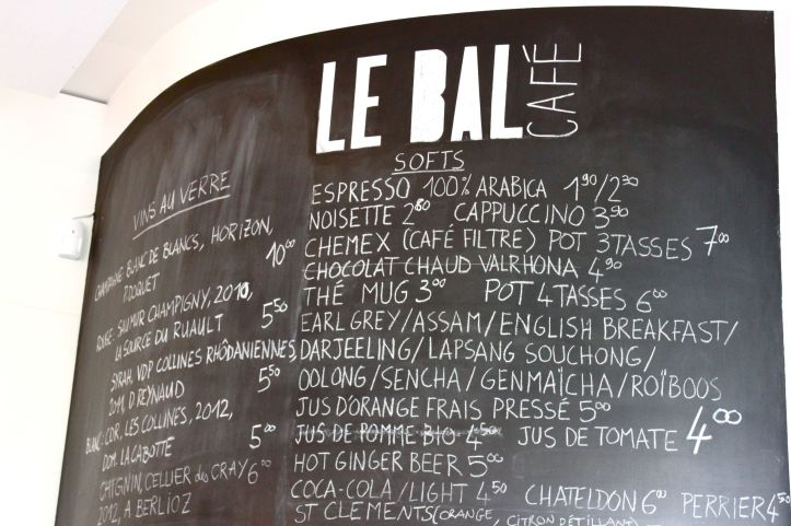 Le Bal Cafe - impasse de la Defense - Paris 03