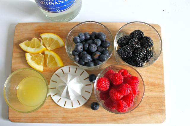 Recette limonade aux fruits comme a Budapest 3