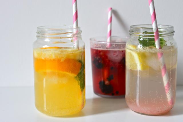 Recette limonade aux fruits comme a Budapest 5