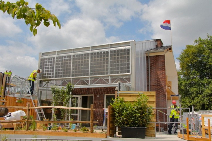 Solar Decathlon 2014 Versailles  2