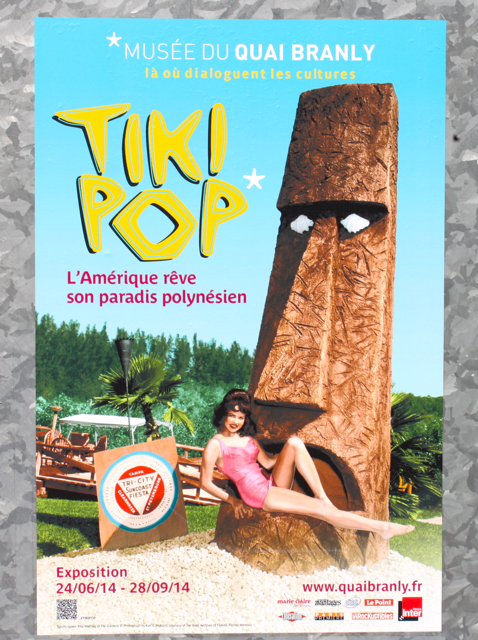 Exposition Tiki Pop Musee du Quai Branly 02