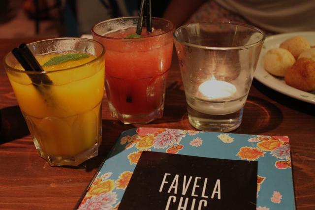 La Favela Chic restaurant bresilien Paris 05