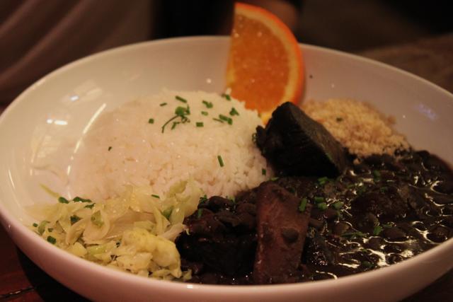 La Favela Chic restaurant bresilien Paris 08