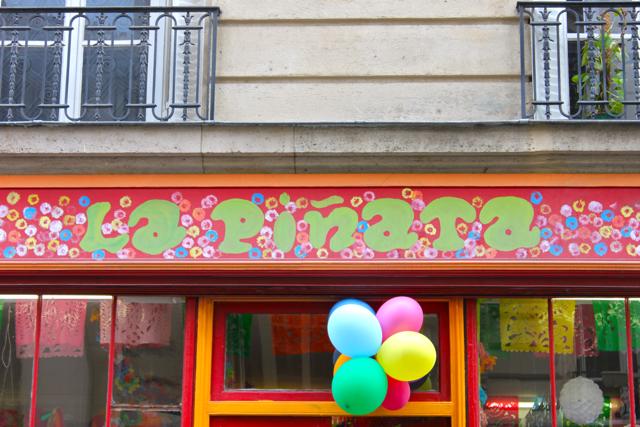 La Pinata - magasin de pinata a Paris 10