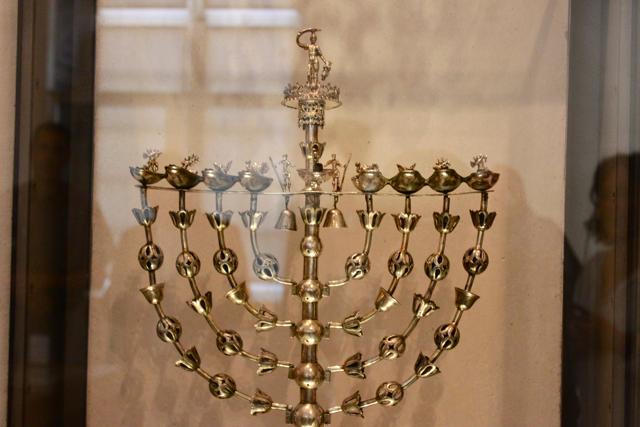 Le Musee d'Art et d'Hitoire du Judaisme de Paris en photos 04