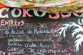Les accras créoles de Corossol au Marché des EnfantsRouges