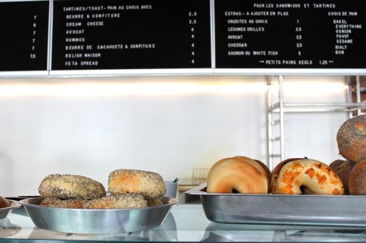 Bob's Bake Shop bagels Halle Pajol 2