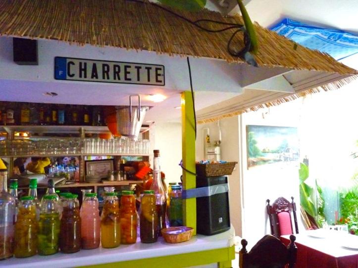 La charette creole restaurant Paris 7