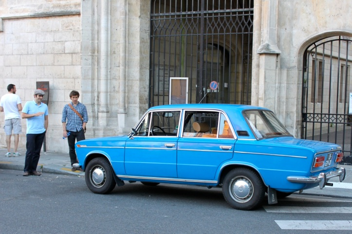La Lada 1300 S de Paris Balade 3