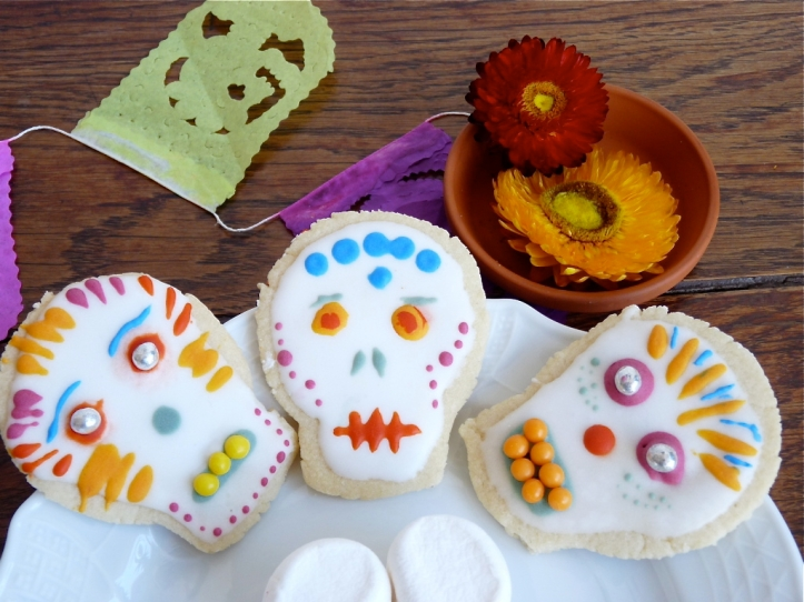 Dia de los muertos - Recette calaveras So many Paris 4