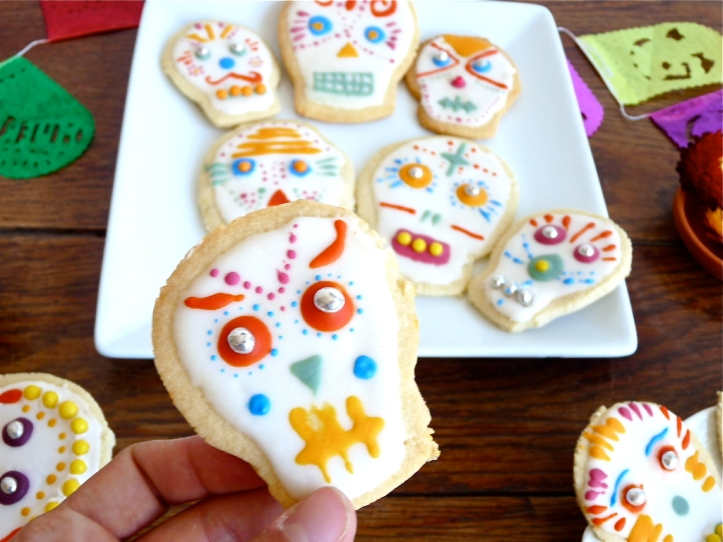 Dia de los muertos - Recette calaveras So many Paris 5