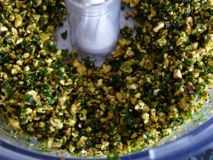 Falafels pistaches et herbes (5)