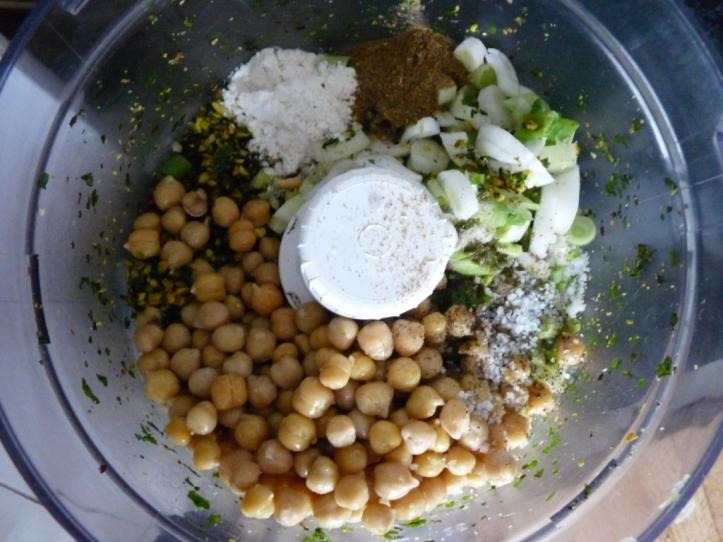Falafels pistaches et herbes (8)