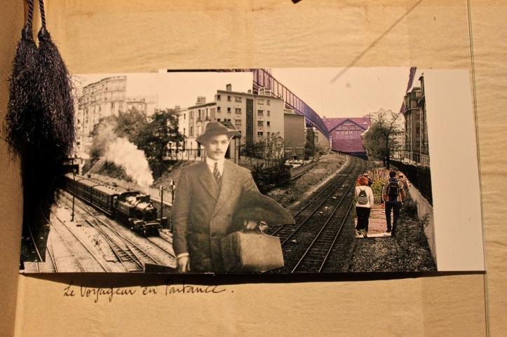 Le Hasard Ludique - egarez-vous - Gare de Saint Ouen4