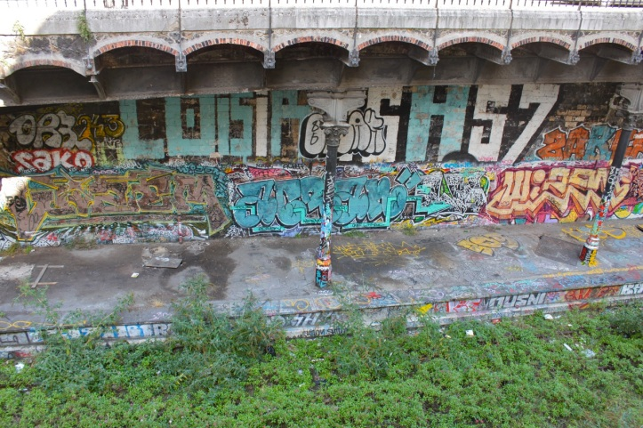 Le Hasard Ludique - egarez-vous - Gare de Saint Ouen9