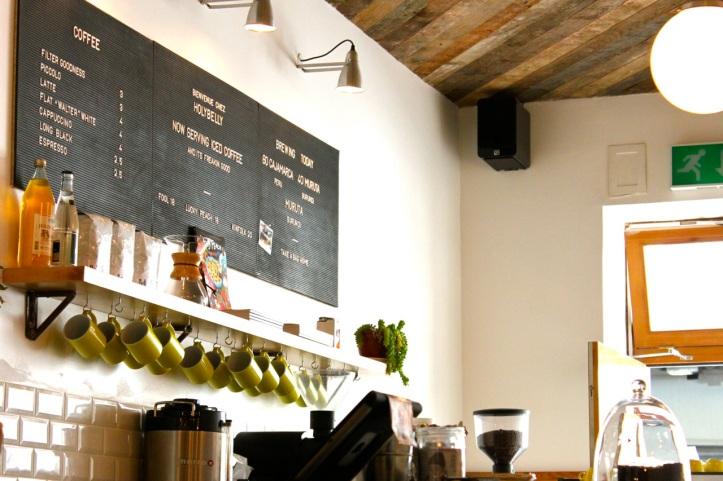 Holybelly coffeshop australien a Paris 2