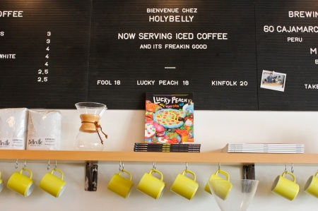 Holybelly coffeshop australien a Paris 4