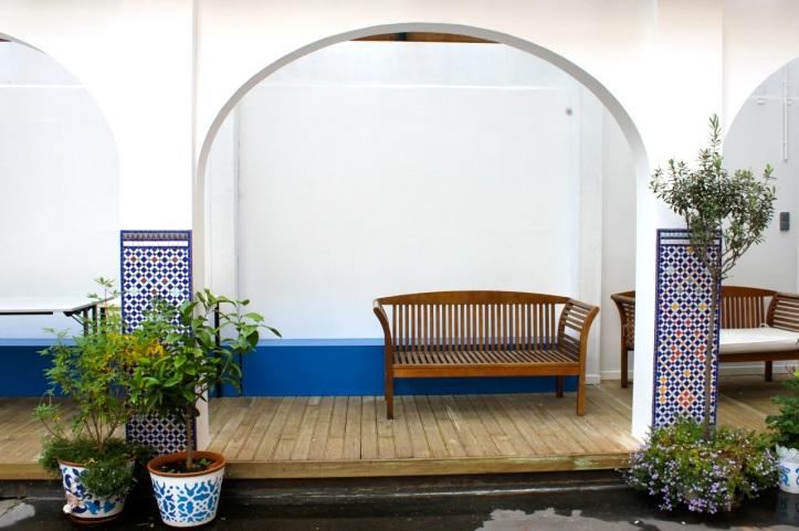 Institut des Cultures d'Isam ICI rue Leon Goutte d'Or Paris 6