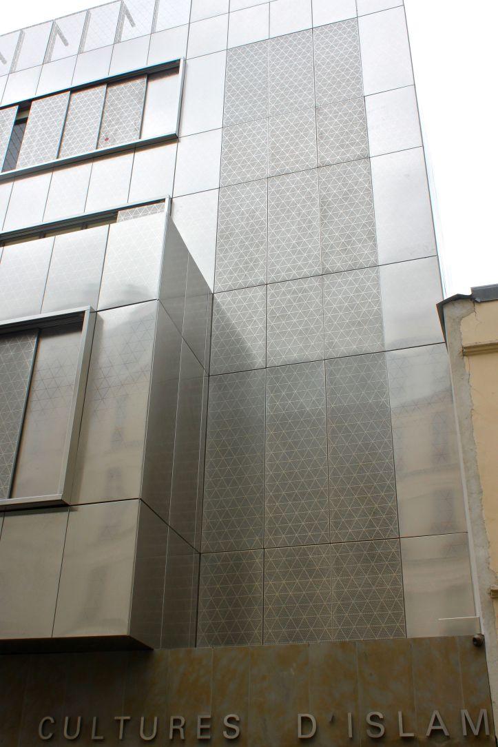 Institut des Cultures d'Islam rue Stephenson ICI Goutte dOr 1