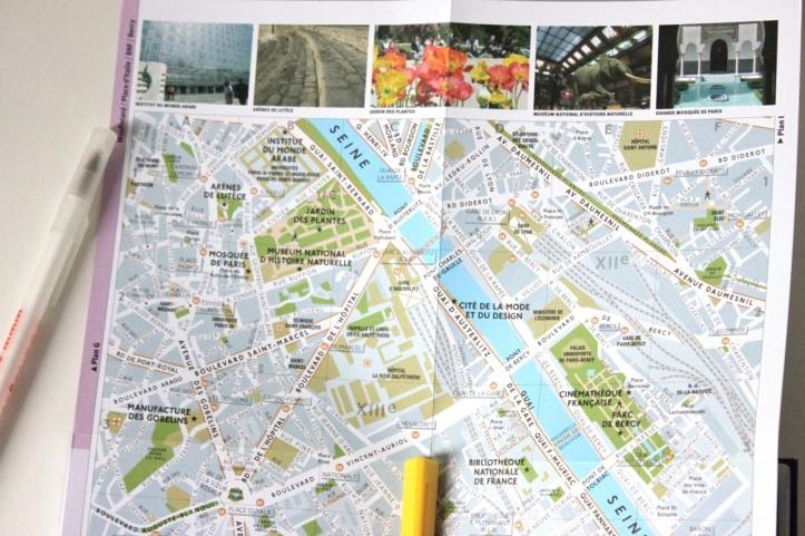 3 livres sur Paris 4