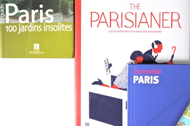 Paris en 3 livres 1