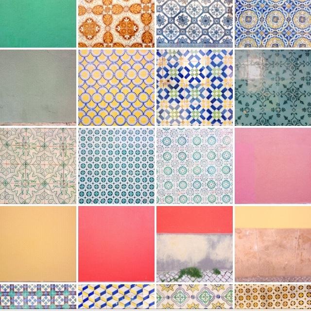 Cityguide Lisboa - Azulejos 1