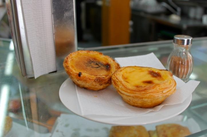 Cityguide Lisboa - Pasteis de nata 1