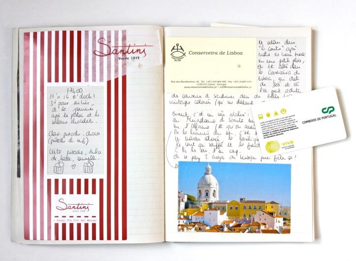 Carnet de voyage CG - Lisbonne 7
