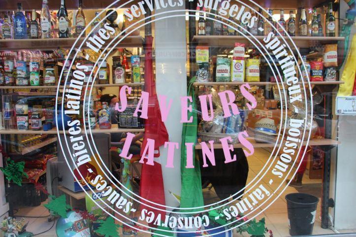 Mercatienda latina paris8