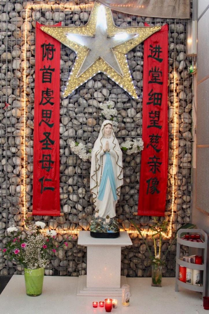 Notre Dame de Chine - 1