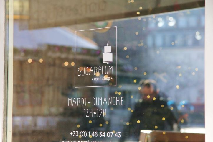 Sugarplum cake shop paris1