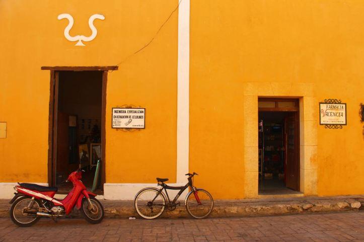 Carnet de voyage Yucatan1