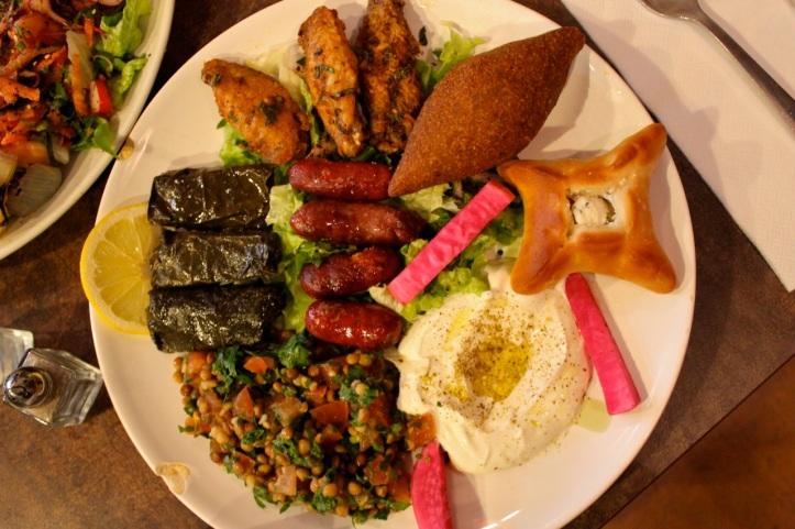 Le bistro syrien - Paris 5