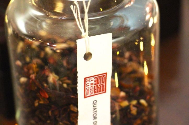 Maison de la Chine - salon de thé1