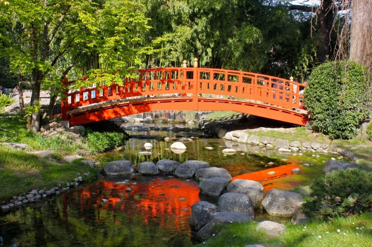 Albert Kahn - Jardin japonais contemporain 9