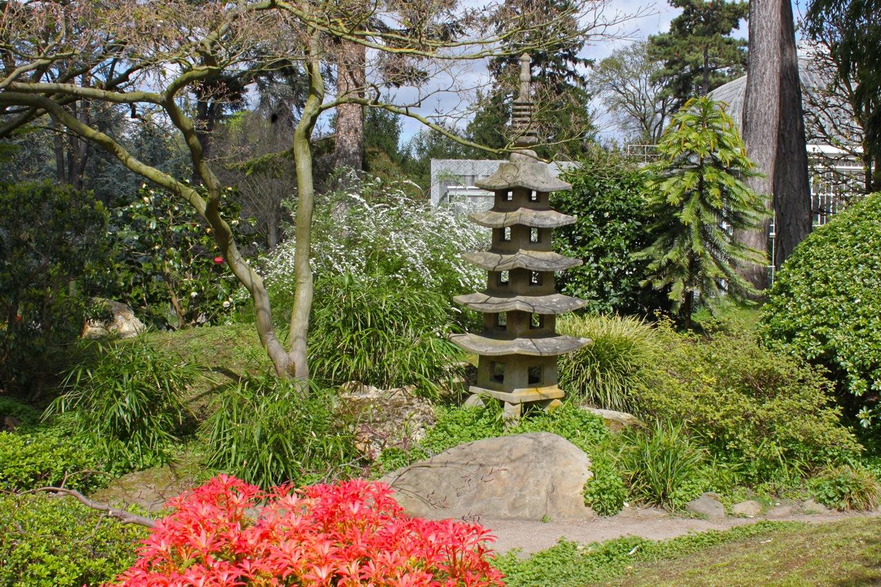 Les deux jardins japonais du mus e albert kahn so many paris for Le jardin kahn