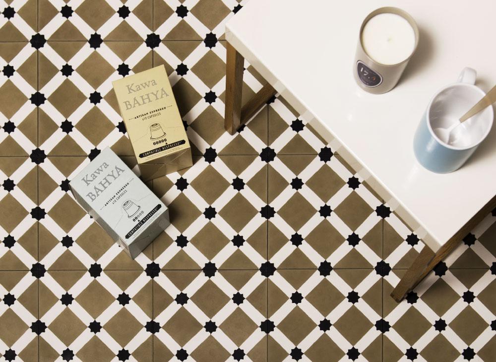 de paris au maroc avec les carreaux de ciment de la maison bahya so many paris. Black Bedroom Furniture Sets. Home Design Ideas