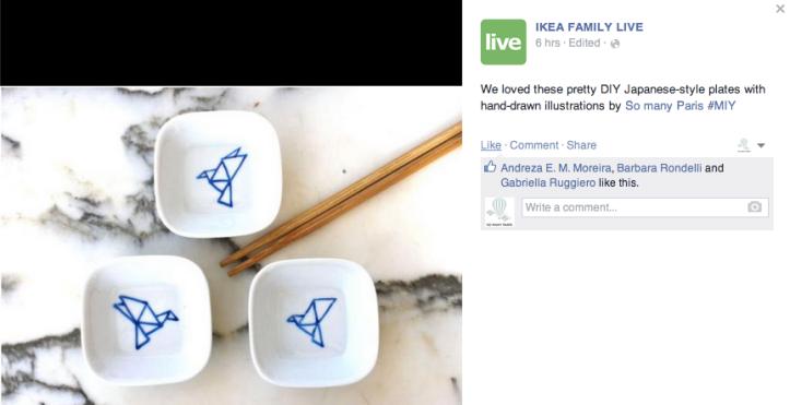 So many Paris Ikea Family Live