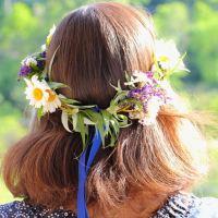 DIY Suédois : votre couronne de fleurs pour Midsommar !