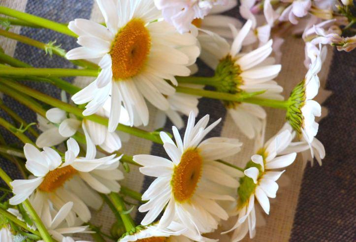 DIY Couronne fleurs Midsommar3
