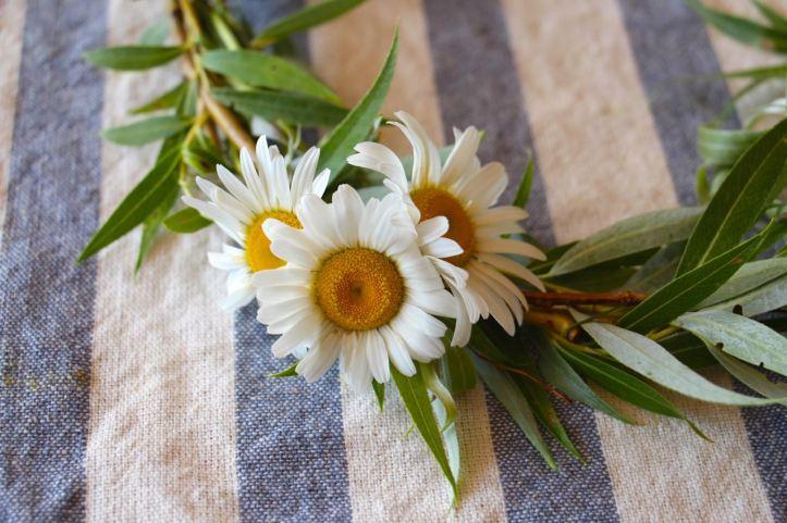 DIY Couronne fleurs Midsommar8