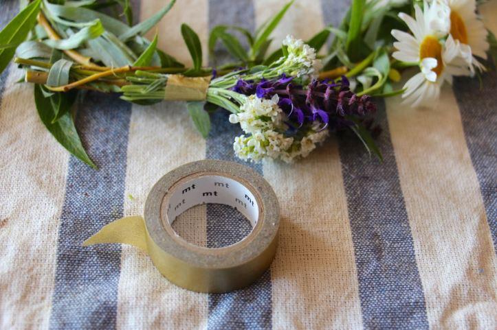 DIY Couronne fleurs Midsommar9