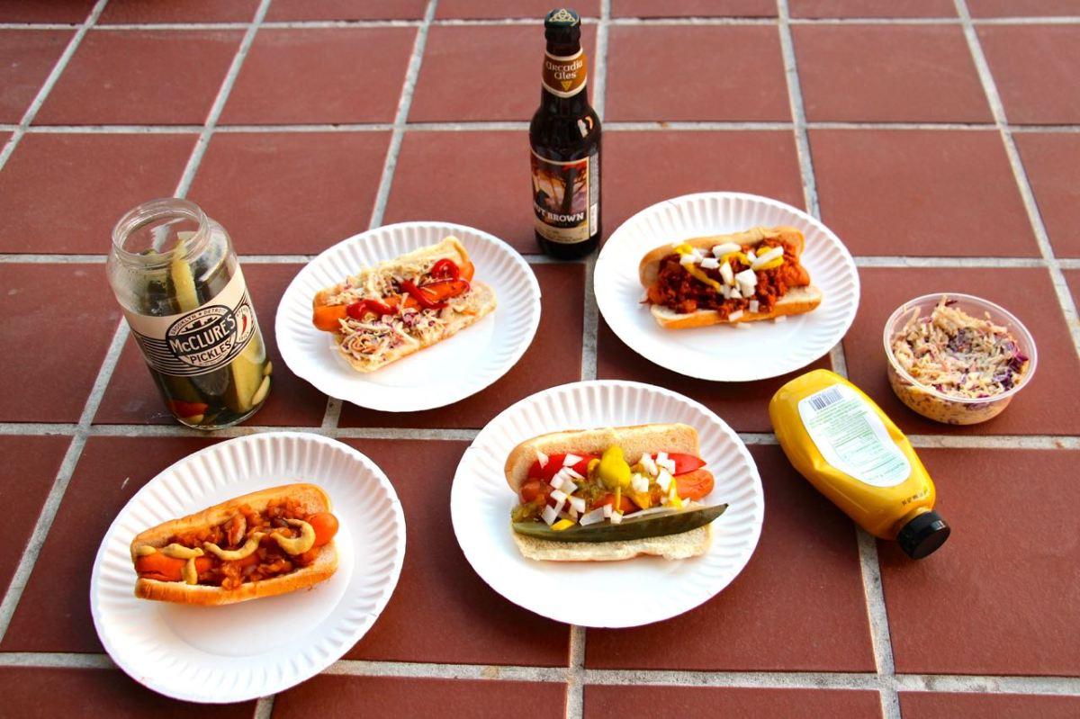 Nos meilleures recettes de hot-dogs,  venues des 4 coins des USA !