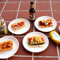 Nos meilleures recettes de hot-dogs,  venues des 4 coins des USA !