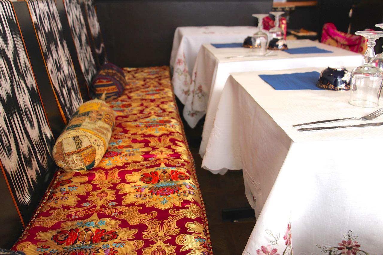 Ouighour Paris Restaurant
